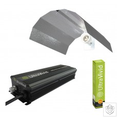 UltraVivid 600w Euro Dimmable Digital Lighting System UltraVivid