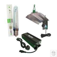 600W DIGITA Ballast With MINii Reflector And 600W SunBlaster HPS Lamp LUMii