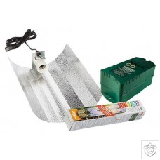 250W Maxibright Compact Euro Reflector Grow Light Kit Maxibright