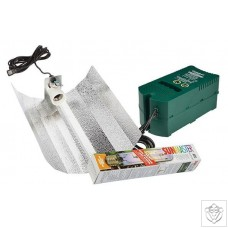 400W Maxibright Compact Euro Reflector Grow Light Kit
