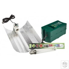600W Maxibright Euro Reflector Grow Light Kit