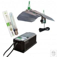600W Dual Core Ballast With MAXii Reflector & SunBlaster HPS Lamp LUMii