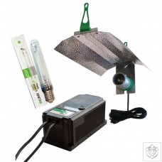 600W Dual Core Ballast With MINii Reflector And 600W SunBlaster HPS Lamp LUMii