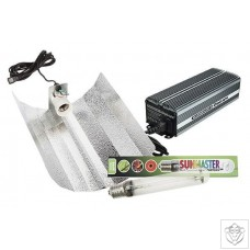 600W Maxibright Digilight Euro Reflector Grow Light Kit Maxibright