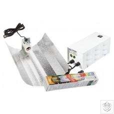 400W Maxibright iPac Pro Euro Reflector Grow Light Kit Maxibright