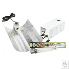 600W iPac Pro Euro Reflector Grow Light Kit Maxibright