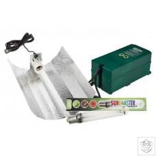 600W Maxibright Compact Pro Euro Reflector Grow Light Kit