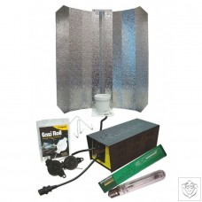 600w Hobby Kit with Eazi Rolls and Grolux Lamp Powerplant