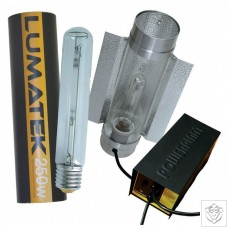 """250W DayLite 5"""" AeroTube System With Lamp"""