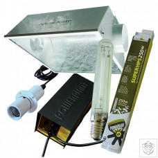 DayLite 250w AeroWing System With Lamp Powerplant