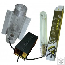 "600W DayLite 6"" AeroTube System With Lamp Powerplant"