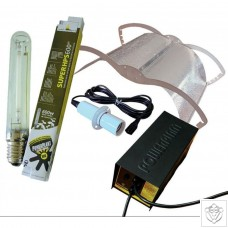 DayLite 600w Mantis System With Lamp Powerplant