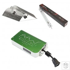 SolDigital 1000W DE Stealth Adjusta Reflector Kit