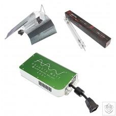 1000W DE Stealth Euro Reflector Kit SolDigital