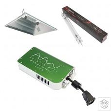 1000W DE Stealth XXXL Reflector Kit SolDigital
