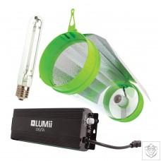 """LUMii 1000W DIGITA, 8"""" AeroTube & Lamp kit"""