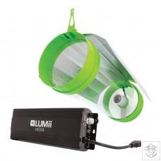 "LUMii 1000W DIGITA, 8"" AeroTube Kit - No Lamp"