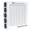 PhytoMAX-2 600 LED Grow Light Black Dog LED