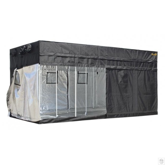 Gorilla Grow Tent - 2 4 x 4 8 x 2 4m - 8' x 16' x 6' 11