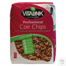 Professional Coir Chips 20 Litres VitaLink