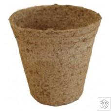 Jiffy 6cm Round Coco Pot - 0.12L Jiffy