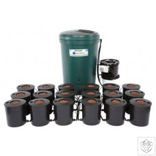 18 Pot IWS DWC System Nutriculture