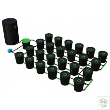 24 Pot Deep Water Culture DWC System Alien