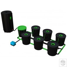 6 Pot Deep Water Culture DWC System