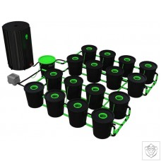XL 16 Pot Deep Water Culture DWC System Alien