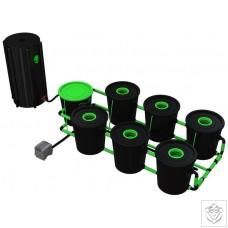XL 6 Pot Deep Water Culture DWC System