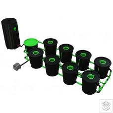 XL 8 Pot Deep Water Culture DWC System