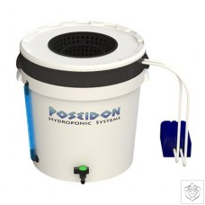 Cyclops Pro Bubble Pot Poseidon Hydroponics Systems
