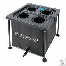 Bloomroom Flexi Bubbler 4 Site DWC Century Grow Systems