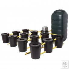 DWC 12 Potz System with 250L Tank POTZ Systems
