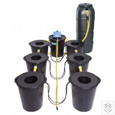 DWC 6 Potz System with 100L Tank POTZ Systems