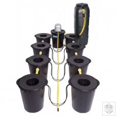 DWC 8 Potz System with 100L Tank POTZ Systems