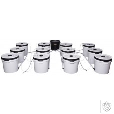12 Pot Exodus Aeroponic System Exodus