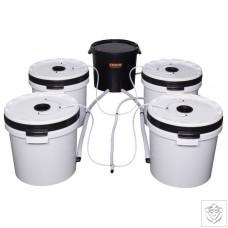 4 Pot Exodus Aeroponic System Exodus