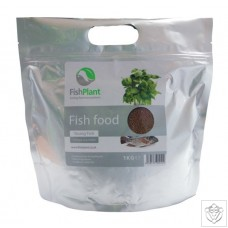 FishPlant Fish Food (young fish) 1kg - Tilapia FishPlant