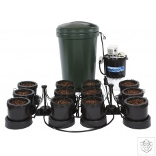 12 Pot IWS Dripper System Nutriculture