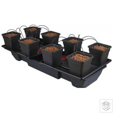 New Wilma XL Wide 8 Complete - 25 Litre Pots Nutriculture