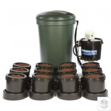 12 Pot IWS Flood and Drain System Nutriculture