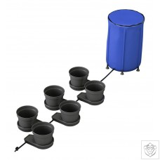 GoGro 15L 6 Pot System - 100L Flexible Tank GoGro