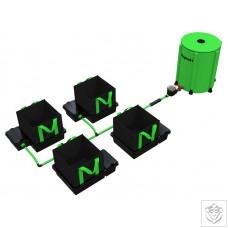 4 Pot XL 22L EasyFeed System EasyFeed