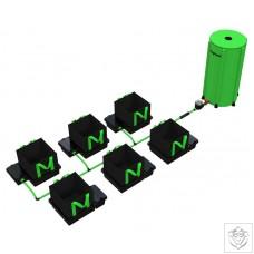6 Pot XL 22L EasyFeed System EasyFeed