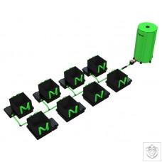 8 Pot XL 22L EasyFeed System EasyFeed