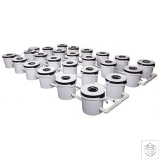 24 Pot Exodus ProFlow Hybrid System Exodus