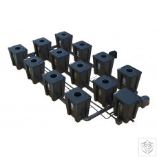 Idrolab 3 Row 12 Pot Large RDWC System Idrolab