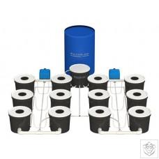 Titan RDWC 12 Pot Poseidon Hydroponics Systems