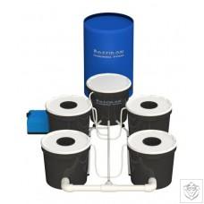 Titan RDWC 4 Pot Poseidon Hydroponics Systems